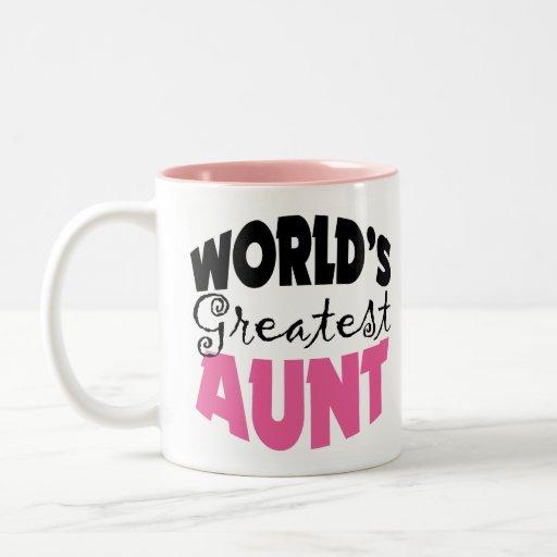 Aunt Gift Coffee Mug