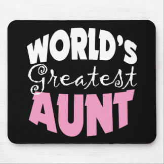 Aunt Gift Mouse Pad