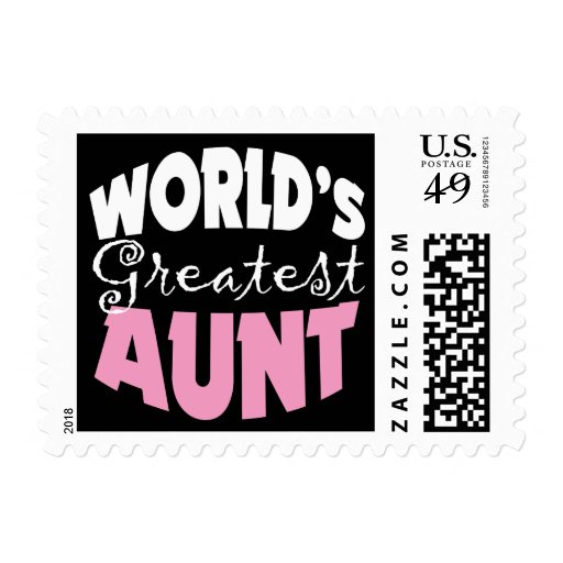 Aunt Gift Stamps