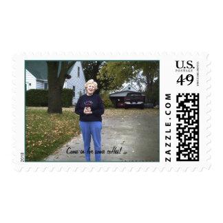 Aunt Helen Stamp