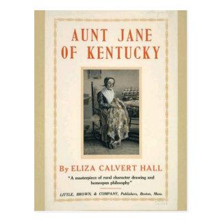 Aunt Jane of Kentucky Postcard