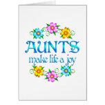 Aunt Joy Card