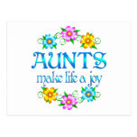 Aunt Joy Post Card