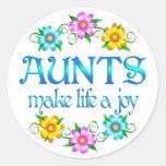 Aunt Joy Stickers