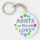 Aunt Keychain