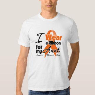Aunt - Leukemia Ribbon T-Shirt