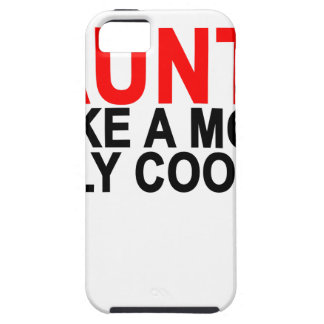 Aunt Like a Mom Only Cooler Women's T-Shirts.png iPhone SE/5/5s Case
