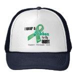 Aunt - Liver Cancer Ribbon Trucker Hat