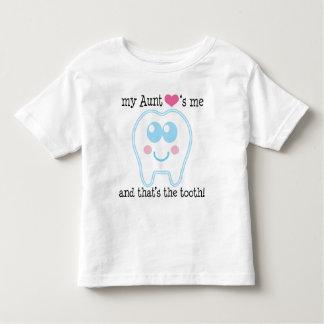 Aunt Loves Me Toddler T-shirt