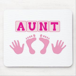 Aunt Mouse Pad