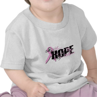 Aunt My Hero - Breast Cancer Hope Tee Shirt