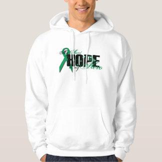 Aunt My Hero - Kidney Cancer Hope Hoodie