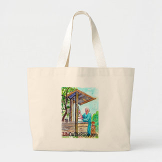 Aunt Nellies Well Tote Bag