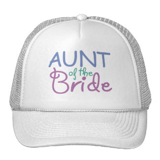 Aunt of the Bride Hats
