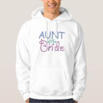 Aunt of the Bride Hoodie
