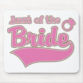 Aunt of the Bride Mousepad