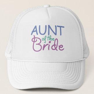 Aunt of the Bride Trucker Hat
