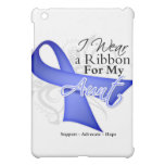 Aunt Periwinkle Ribbon - Stomach Cancer iPad Mini Cases