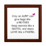 Aunt Quote Gift Box