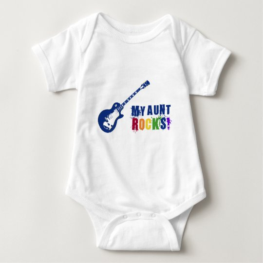 Aunt ROcks Baby Bodysuit