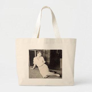 Aunt Sharon Large Tote Bag