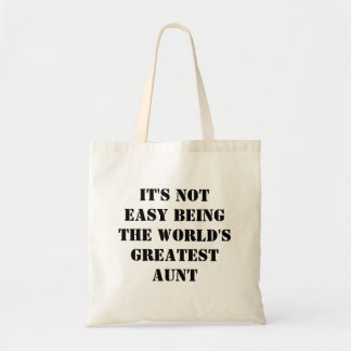 Aunt Tote Bag