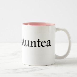 Auntea Tea Mug