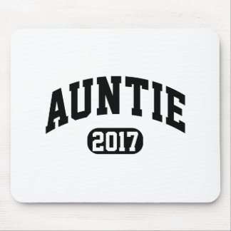 Auntie 2017 mouse pad