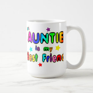 Auntie Best Friend Coffee Mug