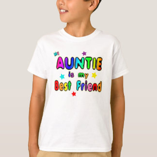 Auntie Best Friend T-Shirt