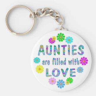 Auntie Keychain