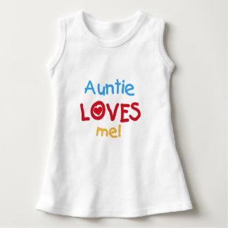 Auntie Loves Me Dress