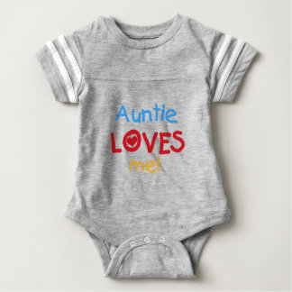 Auntie Loves Me Shirt