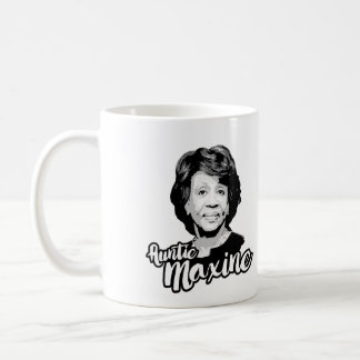 Auntie Maxine - White - Coffee Mug