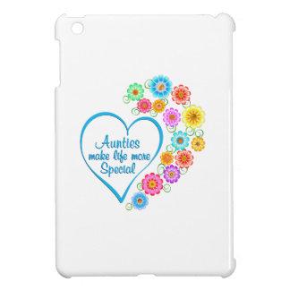 Auntie Special Heart iPad Mini Cover