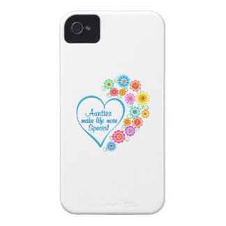 Auntie Special Heart iPhone 4 Case-Mate Case
