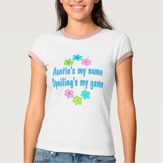 Auntie Spoils T-Shirt