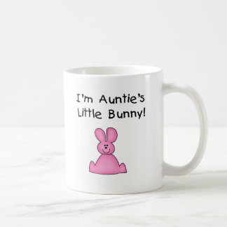 auntiebunnypink coffee mug