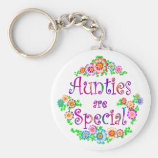 AUNTIES are Special Keychain