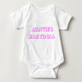 Auntie's Babydoll Infant Creeper