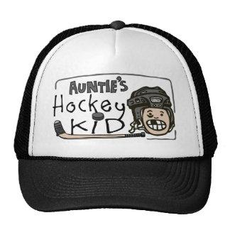Auntie's Hockey Kid Hats
