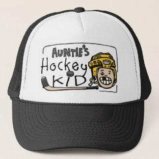 Auntie's Hockey Trucker Hat