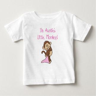 Auntie's Little Monkey Tee Shirt