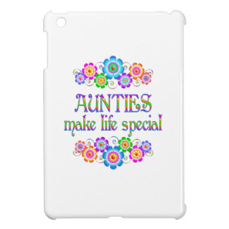Aunties Make Life Special Cover For The iPad Mini