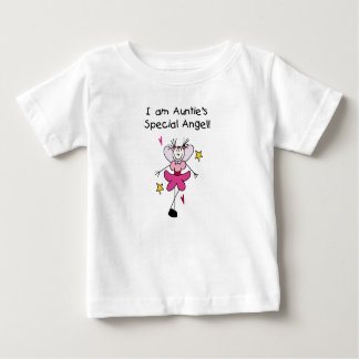 Auntie's Special Angel Baby T-Shirt