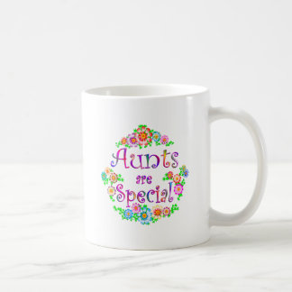 AUNTS are Special Classic White Coffee Mug