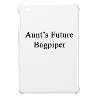 Aunt's Future Bagpiper iPad Mini Cover