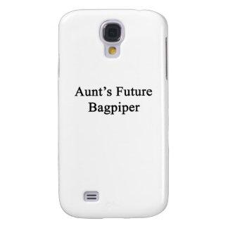 Aunt's Future Bagpiper Samsung Galaxy S4 Cover