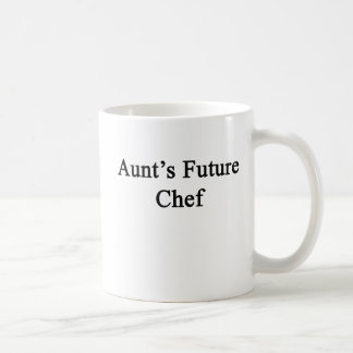 Aunt's Future Chef Coffee Mug