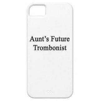 Aunt's Future Trombonist iPhone SE/5/5s Case